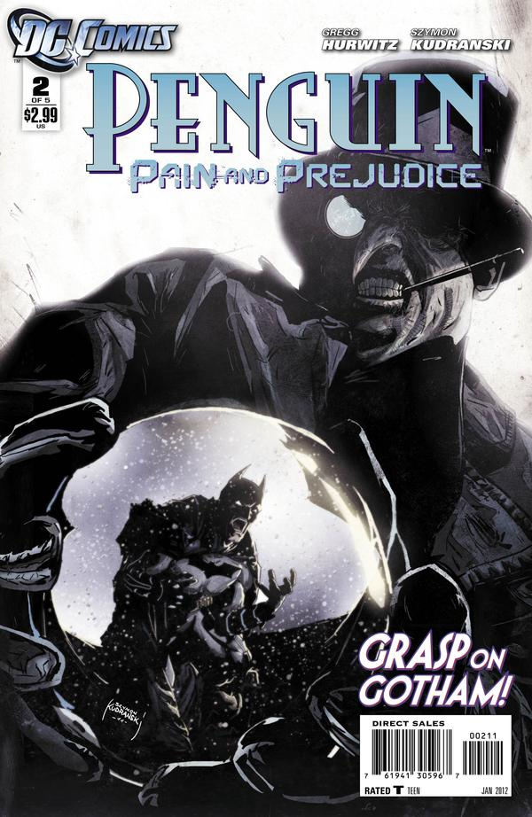 Penguin: Pain and Prejudice #2