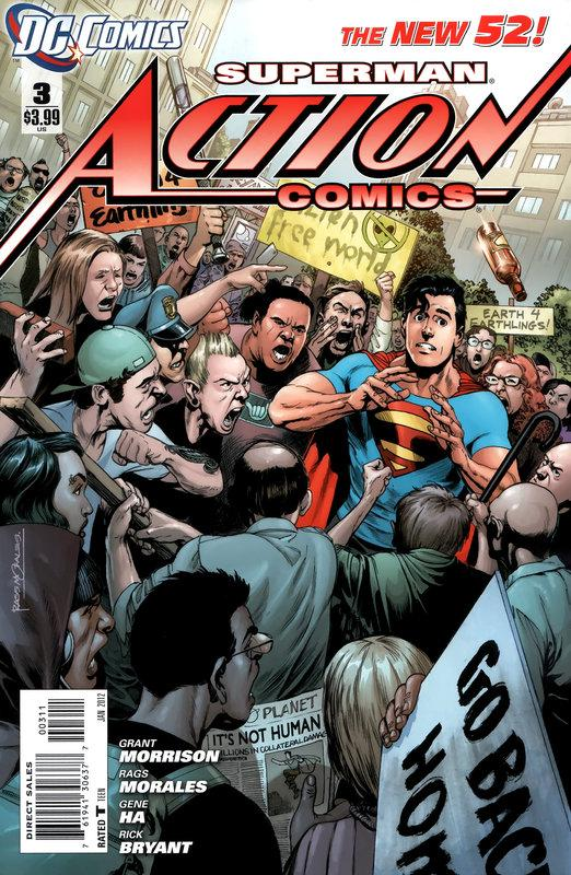 Action Comics Vol 2 #3
