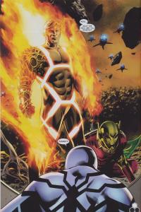 Fantastic Four #600 - Johnny Storm Returns