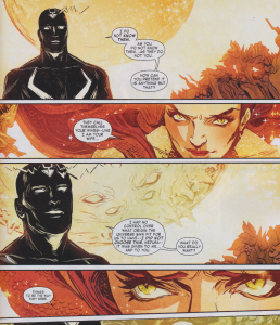 Fantastic Four #600 - Black Bolt and his Queen