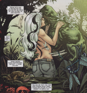 Swamp Thing 3 Creepy Sex