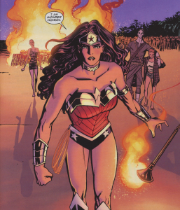 "Wonder Woman #3 - ""I am Wonder Woman"""
