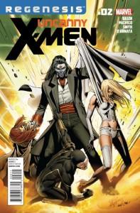 Uncanny X-Men Vol 2 #2