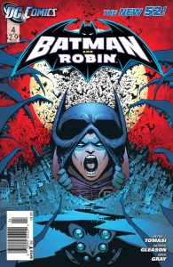 Batman and Robin #4