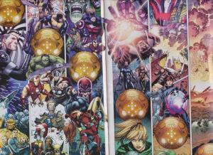 SHIELD #4 - Marvel History