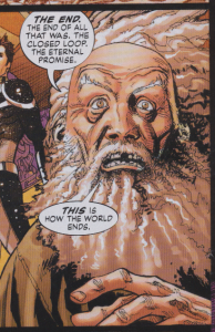 SHIELD #4 - Nostradomus and the End of the World