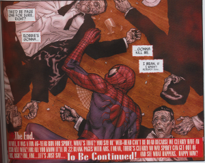 Spider-Man Brand New Day Vol 1 - Dan Slott's Hilarious and Awesome Ending