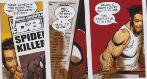 Spider-Man Brand New Day Vol 2 - Bachalo's Wolverine