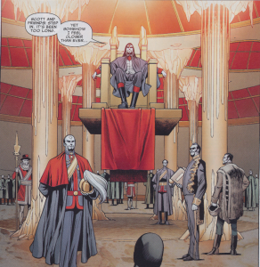 Uncanny X-Men Vol 2 #2 - Victorian Sinister