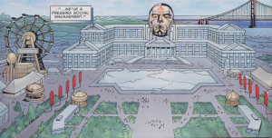 Uncanny X-Men Vol 2 #2 - Victorian World's Fair