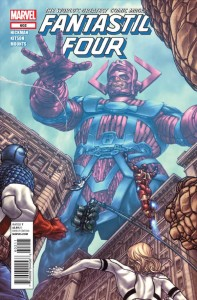 Fantastic Four #602