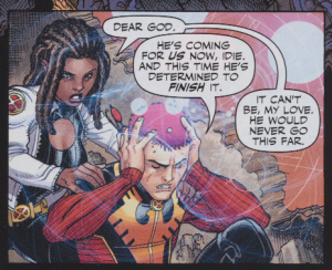 Wolverine and the X-Men #4 - Future