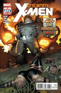 Uncanny X-Men Vol 2 #6