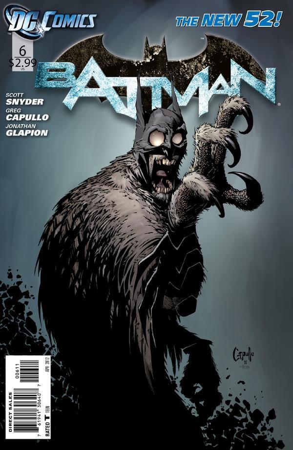 Batman Vol 2 #6