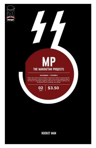 The Manhattan Projects #2