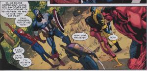 Avenging Spider-Man #5 - I call Cap!