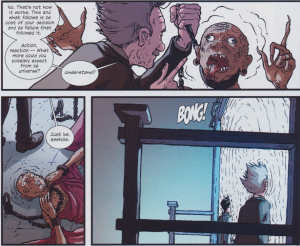 The Manhattan Projects #2 - Einstein is a jerk