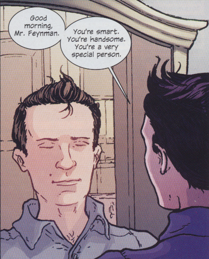 The Manhattan Projects #2 - Feynman Affirmations