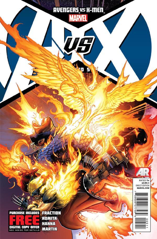 Avengers vs X-Men Round 5