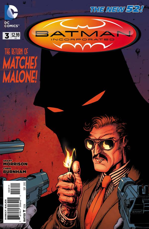 Batman Inc #3
