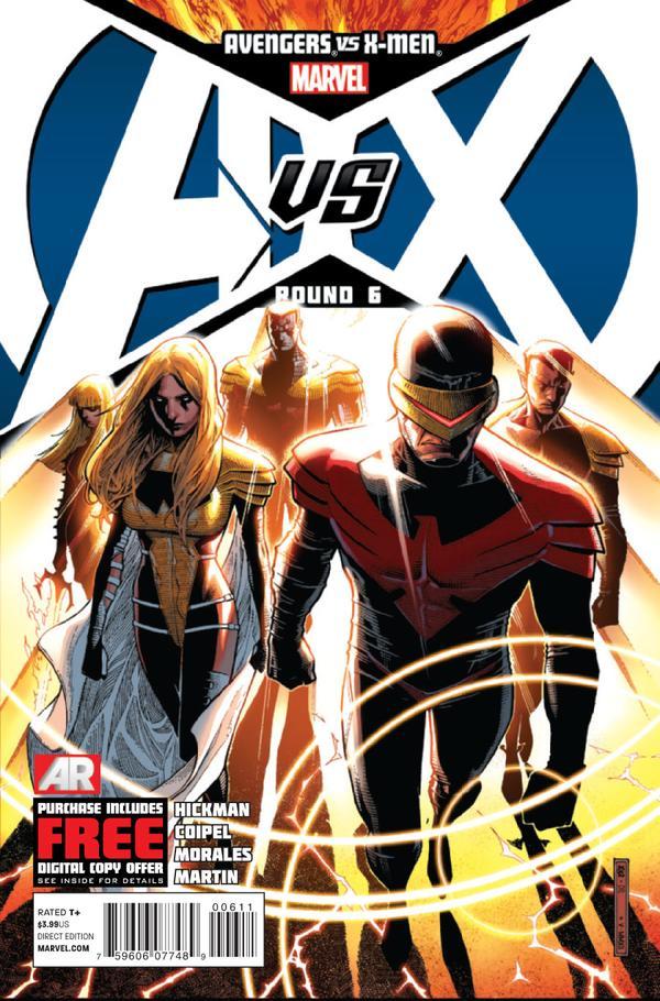 Avengers vs X-Men Round 6