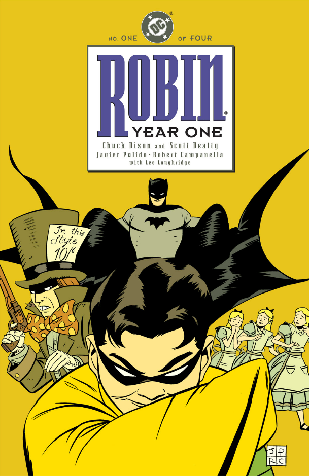 Robin Year One #1