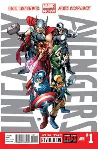 Uncanny Avengers #1