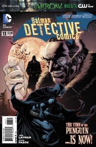 Detective Comics Vol 2 #13