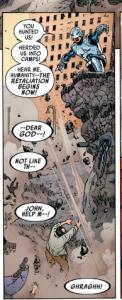 Uncanny Avengers #1 - mutant terrorist