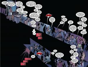 Gotham City Sirens #20 - Crowbar Gutters