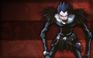 Ryuk - Shinigami from Deathnote