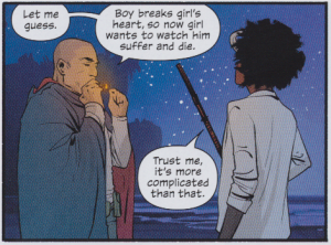 Saga #9 - The Will and Gwendolyn