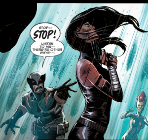 Uncanny X-Force #29 - There are other ways
