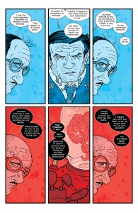 The Manhattan Projects: Helmutt's Abuse