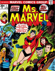 Ms Marvel Vol 1 - #1