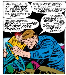 Ms Marvel Vol 1 - #1 - Genry Savvy Criminals