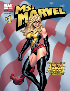 Ms Marvel Vol 2 - #1