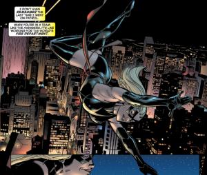 Ms Marvel Vol 2 - #1 - strange flying position