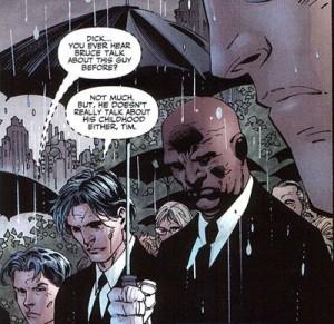 panel from Batman #615