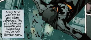 panel from Detective Comics #876