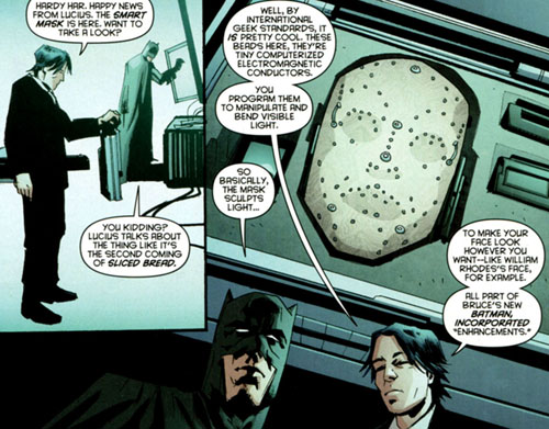 panel from Detective Comics #872