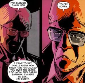 panel from Detective Comics #874