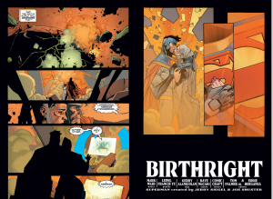 Superman: Birthright - Hope is Rewarded