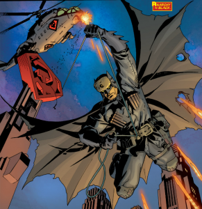 Superman: Red Son -  Soviet Batman