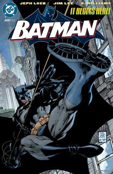 cover of Batman #608