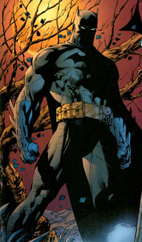 panel from Batman #619