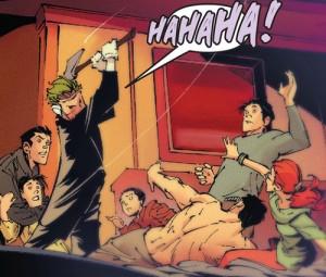 panel from Batman #15
