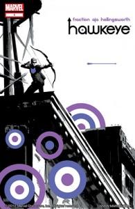 Hawkeye TPB cover