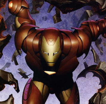 cover of Invincible Iron Man #6