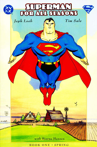 cover of Superman For All Seasons #1